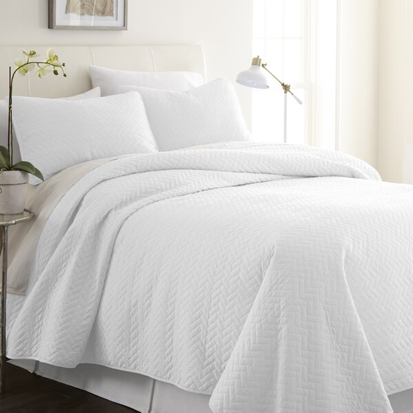 Emery Coverlet Set by Langley Street