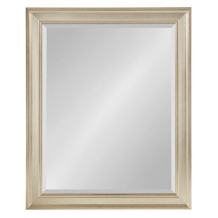 Charlton Home Salter Framed Rectangle Accent Mirror
