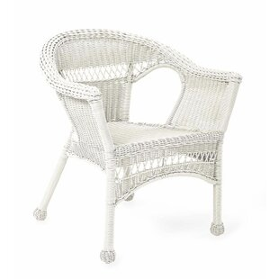search results for white resin wicker chairs - White Wicker Chair