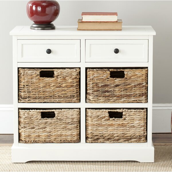 Sutherland 6 Drawer Accent Chest by Beachcrest Home