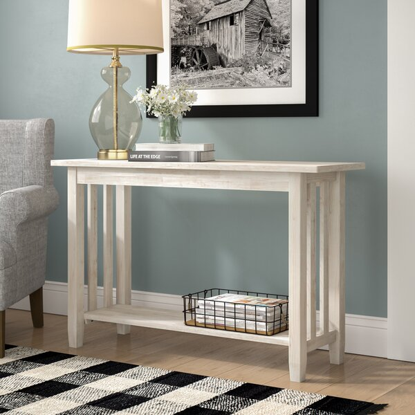 Lynn Traditional Console Table By Mistana