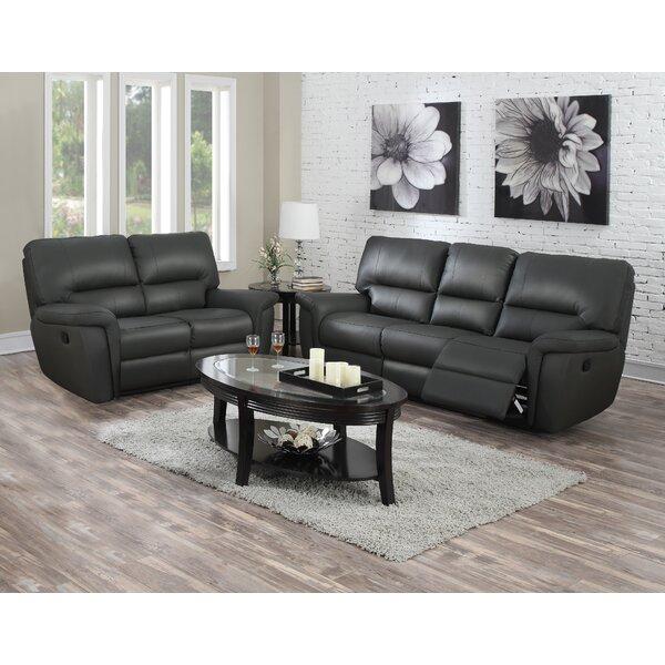 Burrell Reclining Configurable Living Room Set by Red Barrel Studio