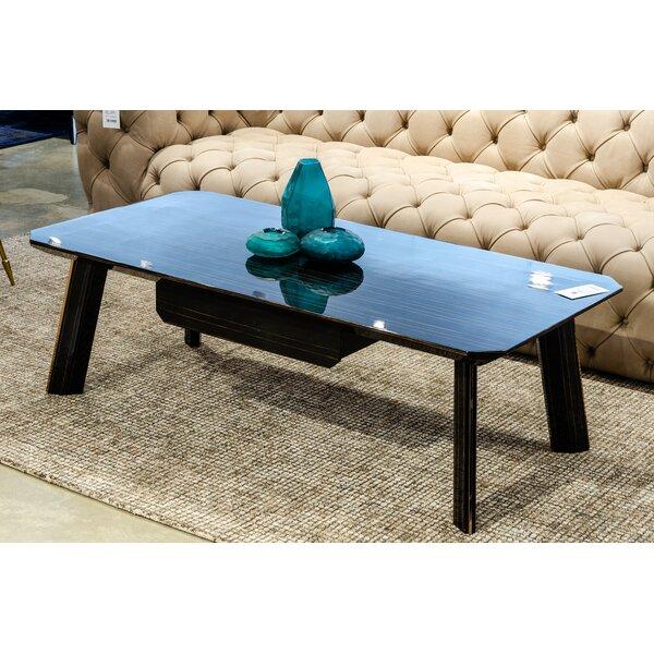 Jayla Modern Coffee Table By Orren Ellis