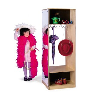 Mirrored Wardrobe by Whitney Brothers