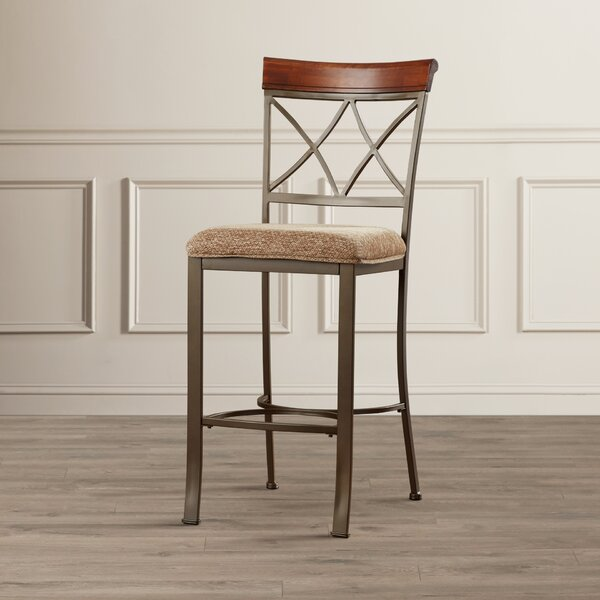Wilsonville 29 Bar Stool by Darby Home Co