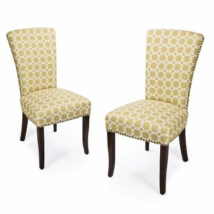 Price Check Parsons Chair (Set of 2) by Adeco Trading