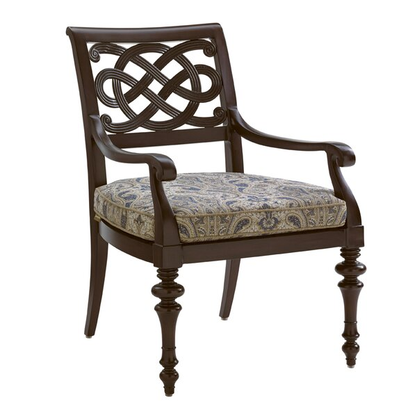 Royal Kahala Patio Dining Chair with Cushion by Tommy Bahama Outdoor