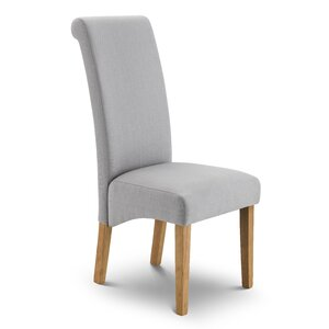 may upholstered dining chair - Fabric Dining Chairs