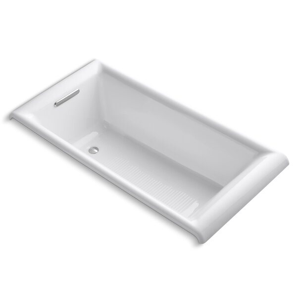 Undermount 66 x 33 Soaking Bathtub by Kohler