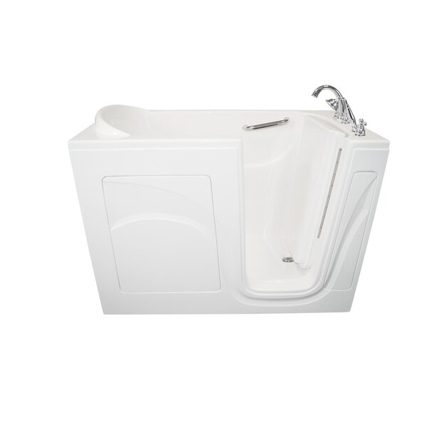 Navigator 54 x 30 Air Jetted Walk-In  Bathtub by A+ Walk-In Tubs