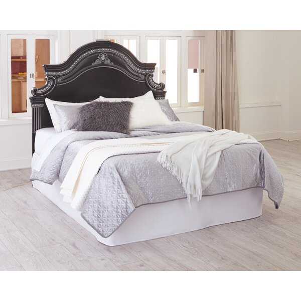 Aida Queen Standard Bed by Astoria Grand