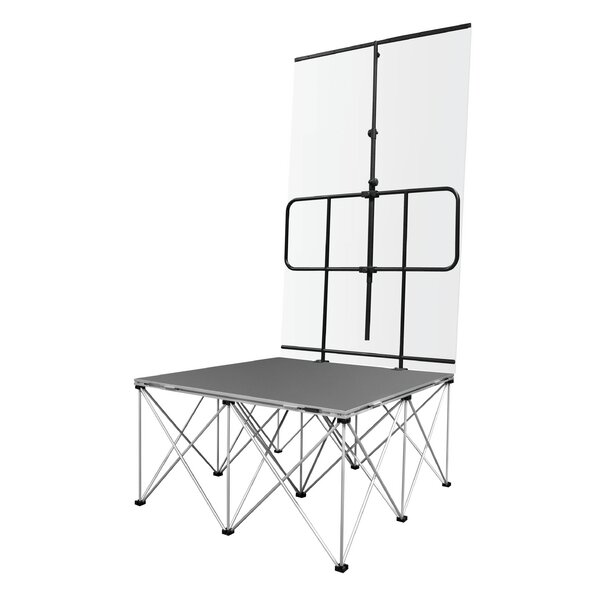 Staging 101 Back Drop Frame by Intellistage
