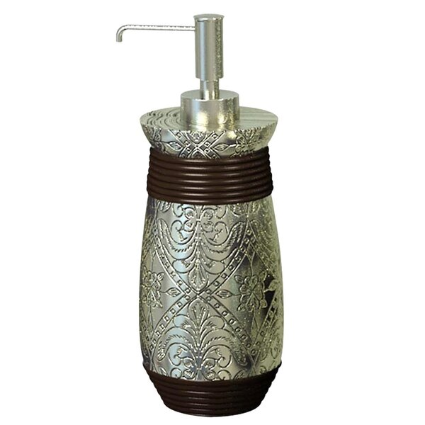 Jodhpur Soap & Lotion Dispenser by NU Steel