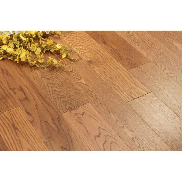 Chicago 5 Engineered Oak Hardwood Flooring in Brindle by Albero Valley