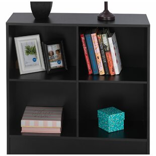 Netto 4 Shelve Standard Bookcase