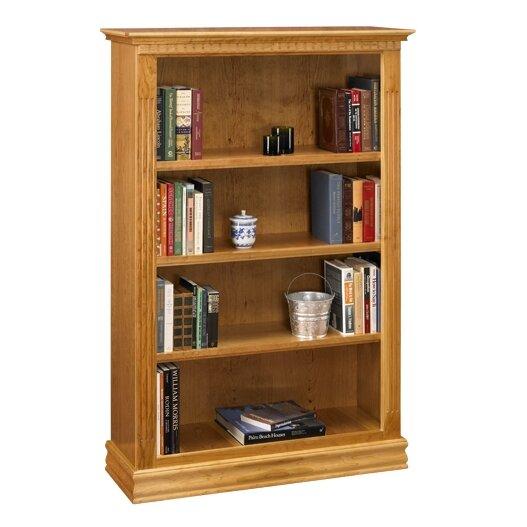 Review Monticello Standard Bookcase