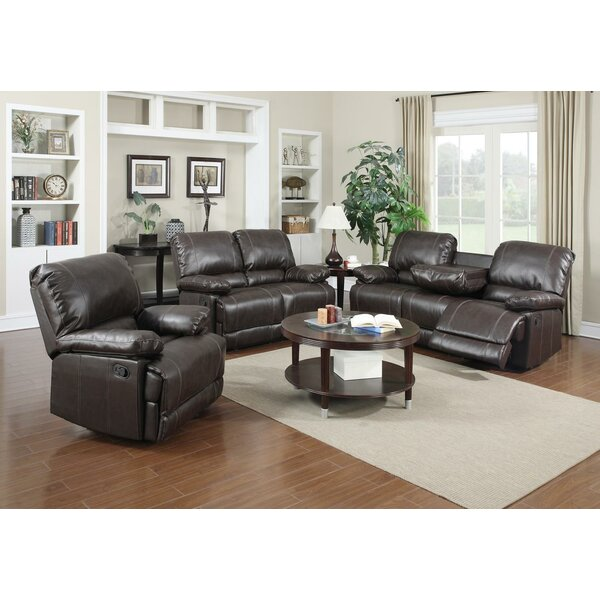 Dalton Reclining Configurable Living Room Set by Wildon Home®