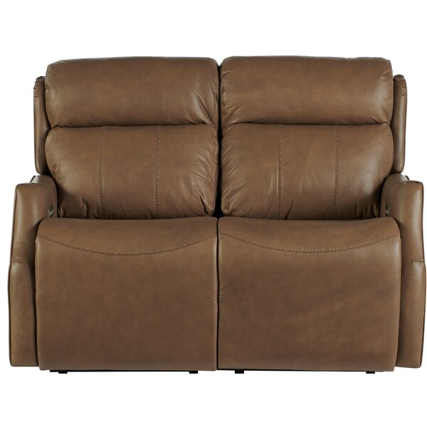 Mujdat Genuine Leather Reclining 54