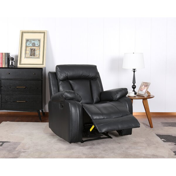 Bale Manual Wall Hugger Recliner By Winston Porter