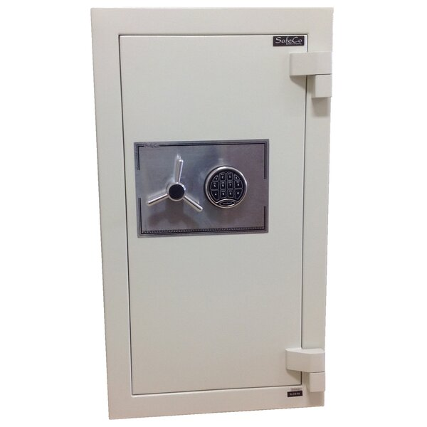 2 Hr Electronic Lock Commercial Fireproof/Burglary Safe 3.82 CuFt by SafeCo