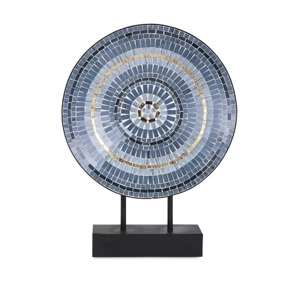 Mosaic Charger on Stand by Trisha Yearwood Home Co