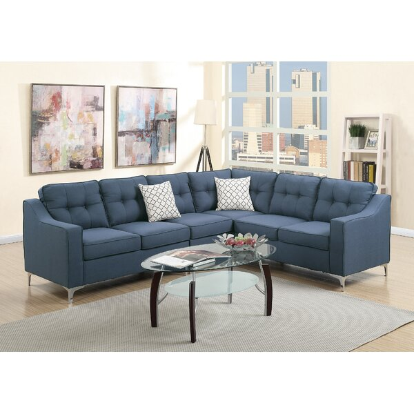 Sebrina Sectional by Ivy Bronx