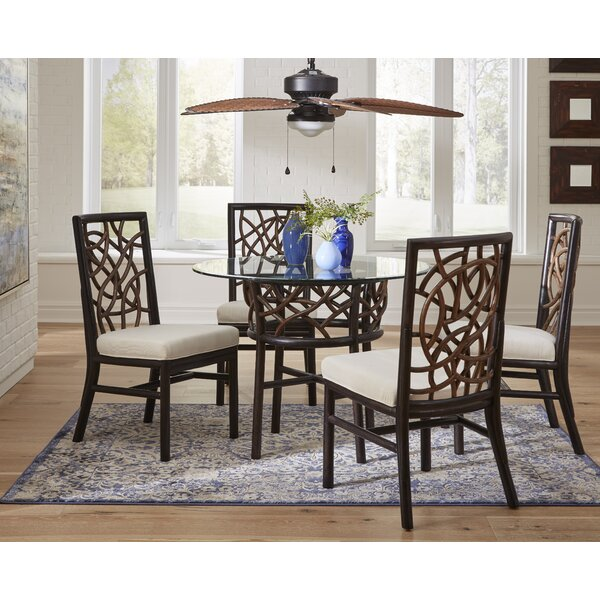 Trinidad 5 Piece Dining Set by Panama Jack Sunroom