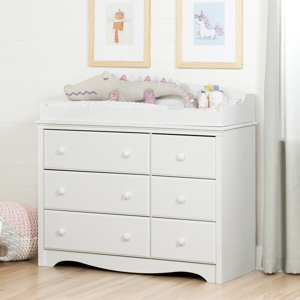 Angel Changing Table by South Shore