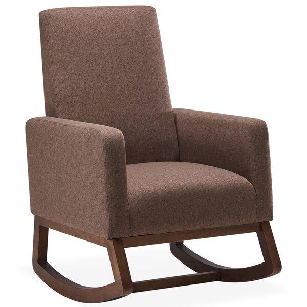 Kell Rocking Chair By Ebern Designs