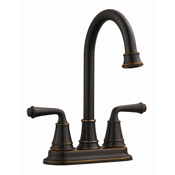 Eden Double Handle Kitchen Faucet by Design House