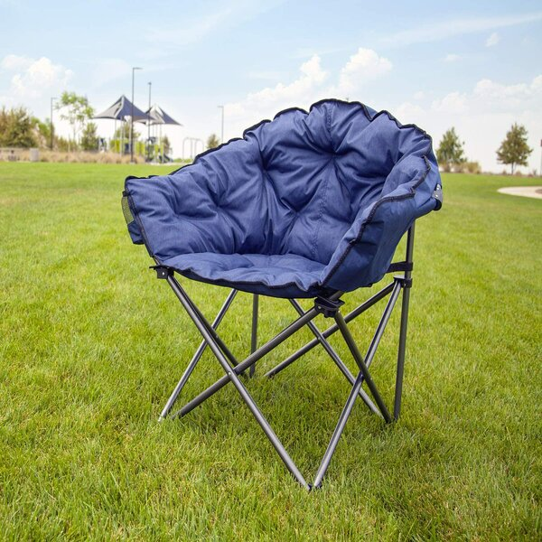 Essie Lounge Patio Chair With Cushions By Freeport Park by Freeport Park New