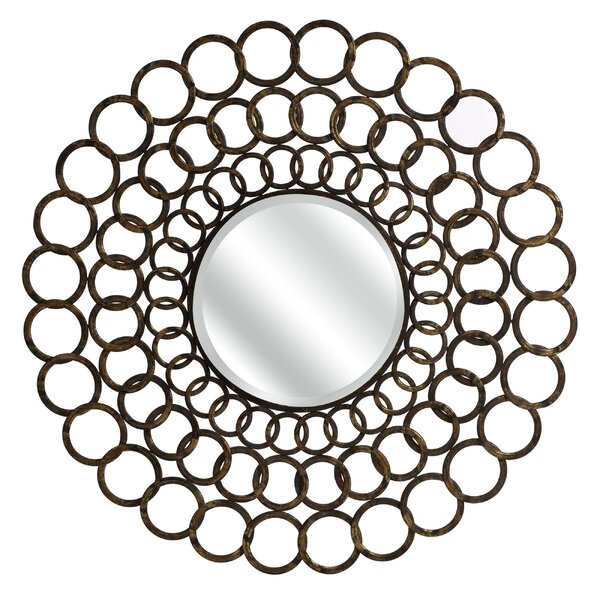 Thistletown Ring Accent Mirror by Brayden Studio