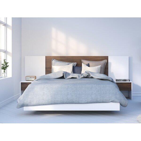 Kora Platform 3 Piece Bedroom Set by Union Rustic Union Rustic