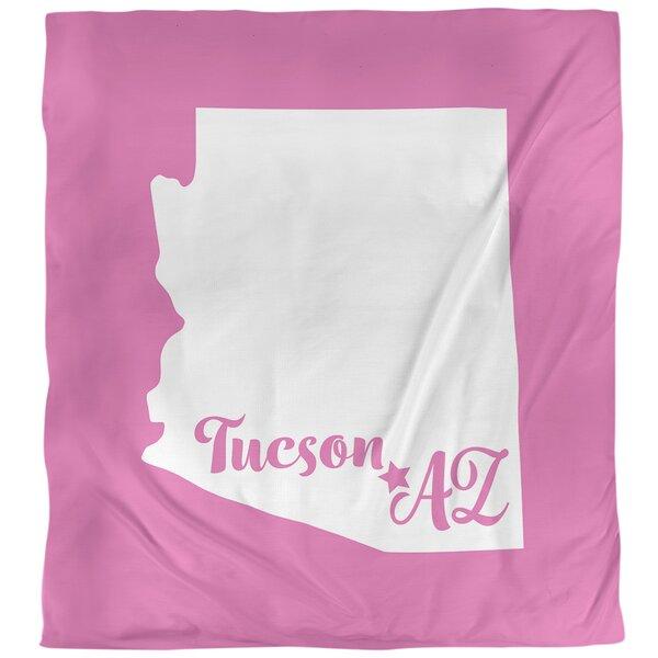Tucson Arizona Duvet Cover