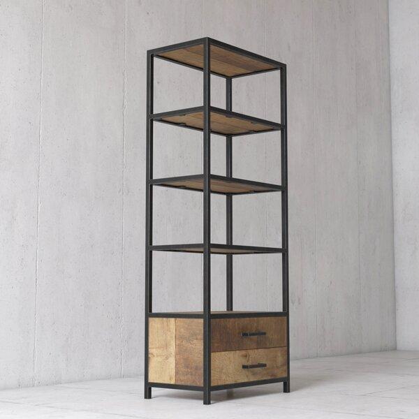 Patio Furniture Beckmann Etagere Bookcase