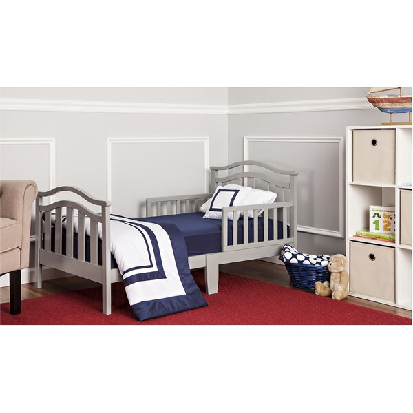 Dunkin Toddler Bed by Harriet Bee