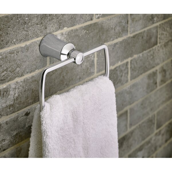 Dartmoor Towel Ring by Moen