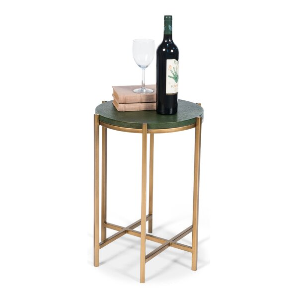 Sandusky End Table by World Menagerie World Menagerie