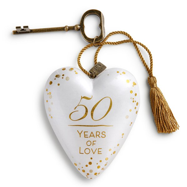 Bruford 50 Years of Love Sculpture by Winston Porter