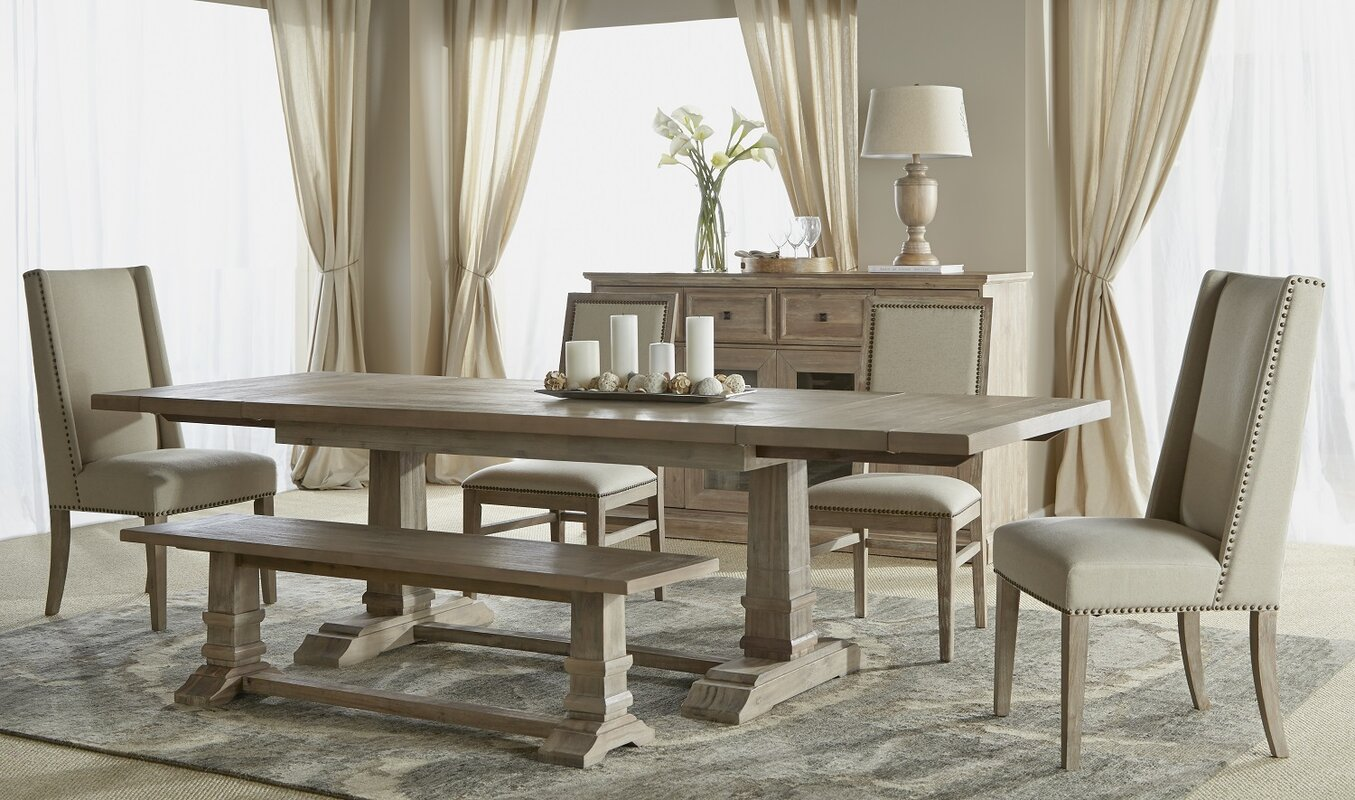 parfondeval extension dining table - Extension Dining Table