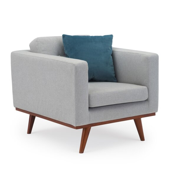 Eyre Armchair by George Oliver