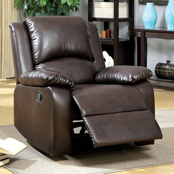 Kressley Manual Rocker Recliner [Red Barrel Studio]