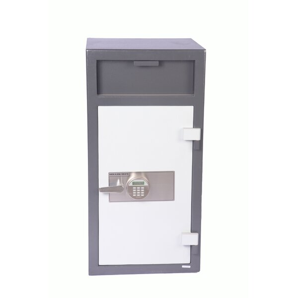 Electronic Lock Depository Safe by Hollon Safe