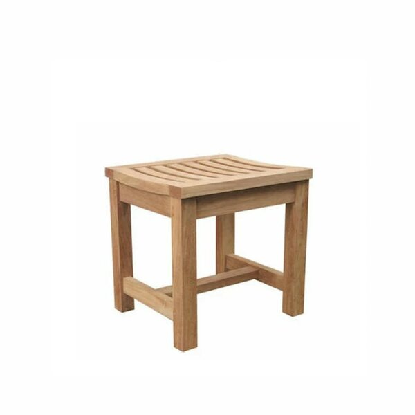 Madison Deep Seating Chair Backless Chair by Anderson Teak Anderson Teak