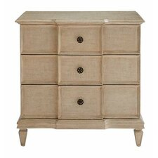 Lucio 3 Drawer Bachelor's Chest by Stanley Furniture