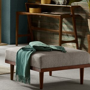 Stanton Square Ottoman by INK+IVY