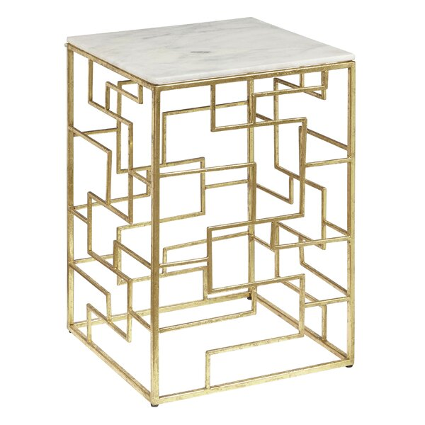 Vannesa Accent Table by Everly Quinn