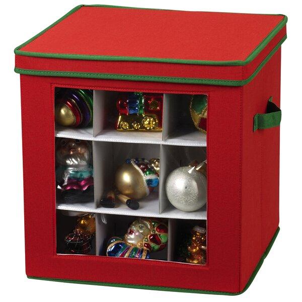 Storage and Organization 27 Piece Holiday Ornament