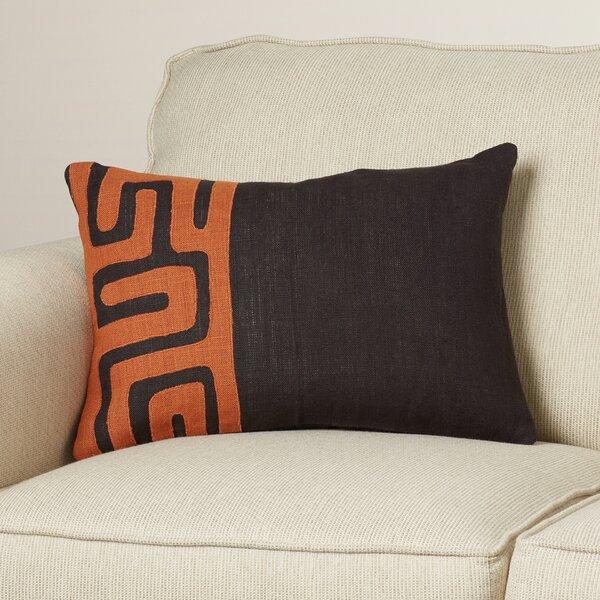 Alona Down Rectangular Lumbar Pillow by Bloomsbury Market