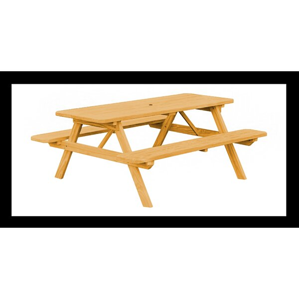 Latham Picnic Table by Longshore Tides
